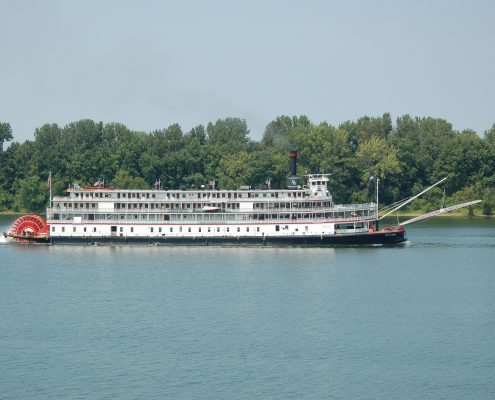 Delta Queen Overnight Steamboat